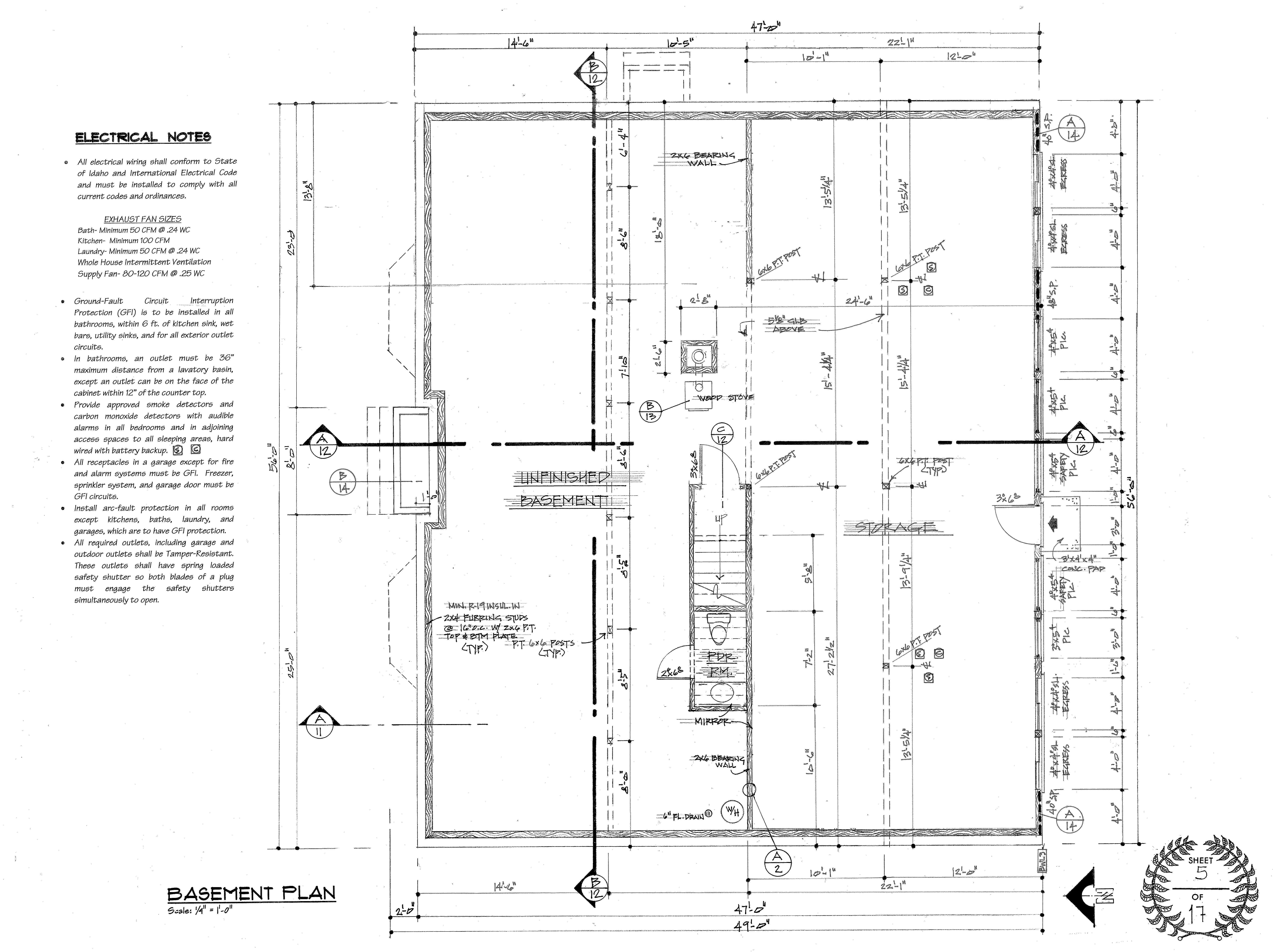 sample plans
