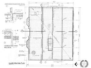 Floor Framing Plan