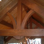 Timber Truss - Wood Ceiling