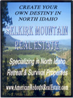 Selkirk Mountain Real Estate