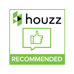 Recommended By houzz Community Award